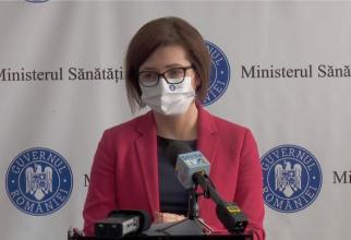 Ioana Mihăilă, ministrul Sănătății