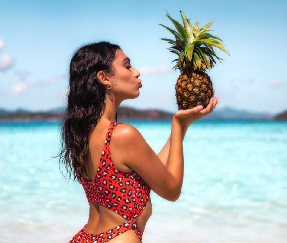 Dieta cu ananas, slăbești ușor înainte de vacanță. Foto: Pixabay