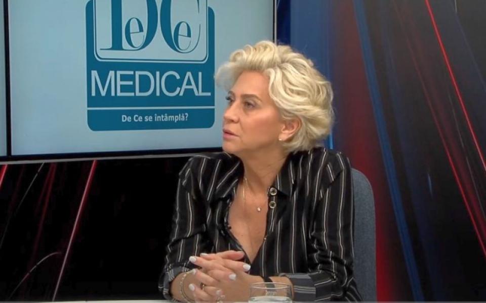 Dr Anca Vereanu. Foto: DC Medical