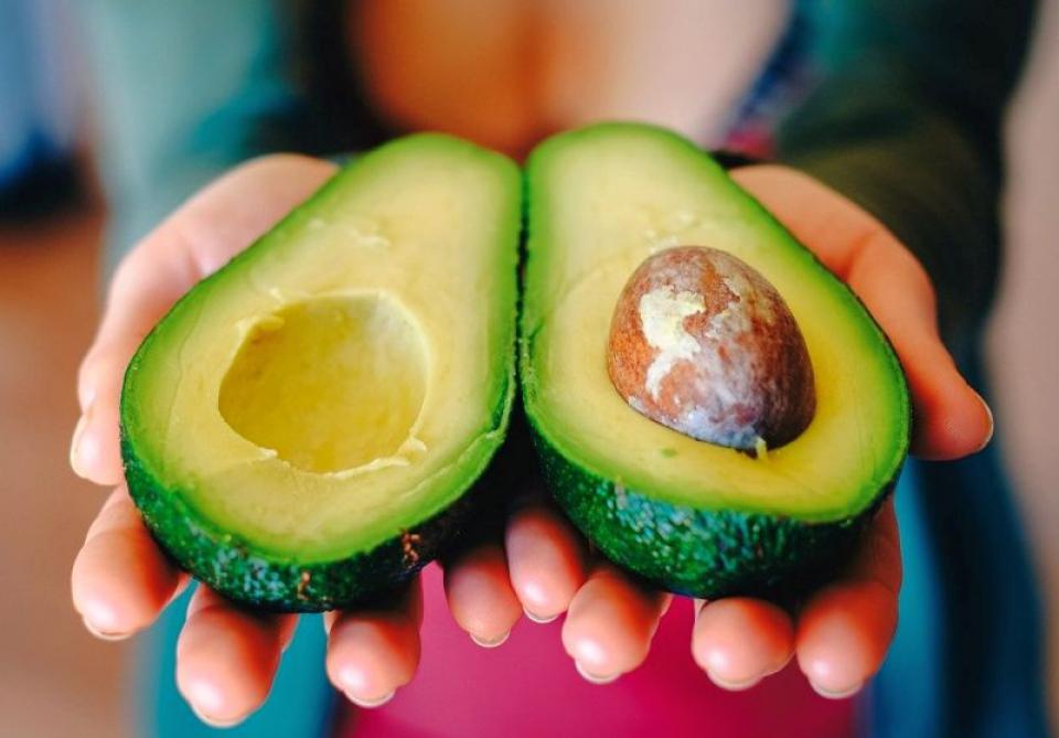 Avocado. Foto: Pixabay