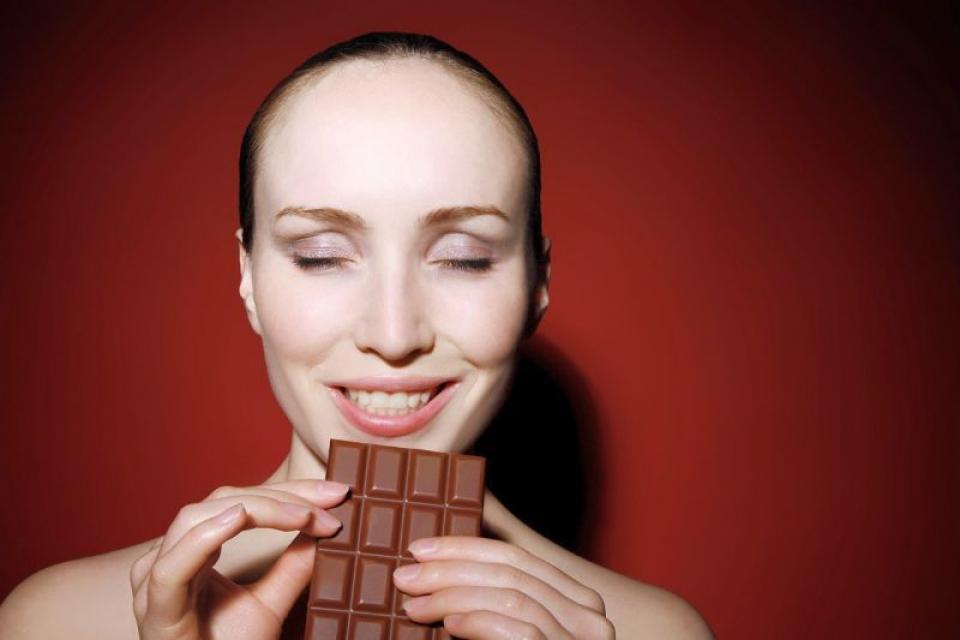 Ciocolata cu multă cacao conține magneziul de care are nevoie organismul. Foto. Pixabay