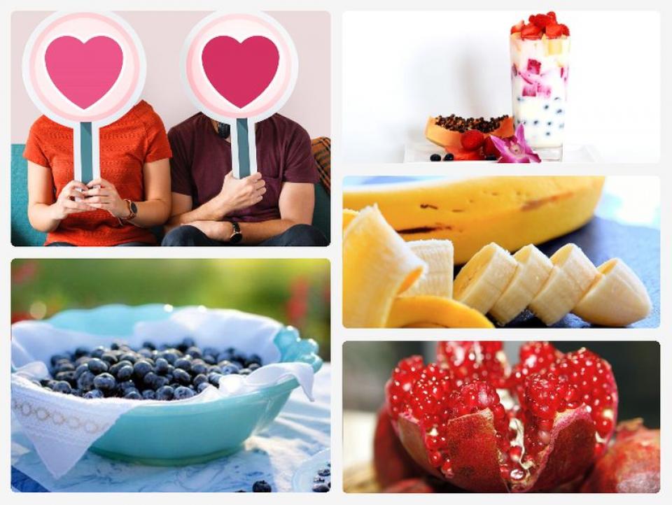 Alimente care scad tensiunea arteriale. Foto: colaj Pixabay