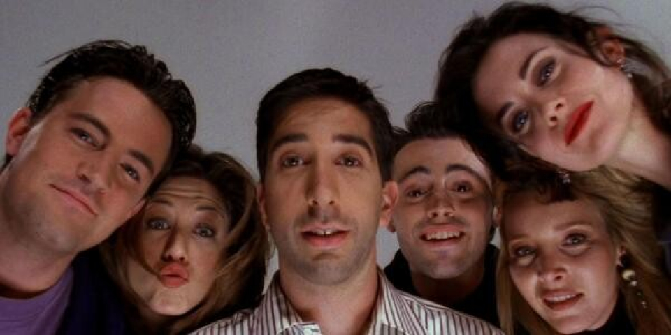 Actorii din serialul Friends FOTO: Friends captură Youtube