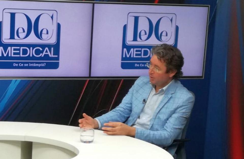 Dr Gheorghe Niță. Foto: DC Medical