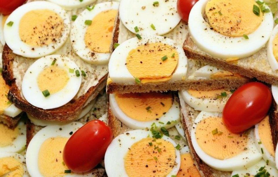 D ce să mănânci ouă când ești la dietă