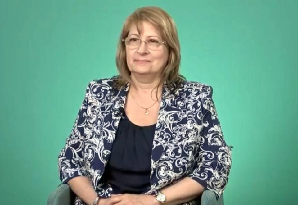 Dr Rodica Niculescu. Foto: Sanador