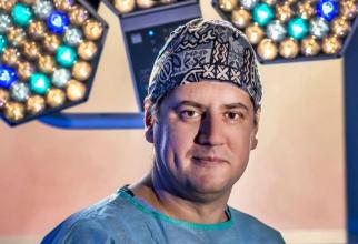 Dr Dragoș Zamfirescu. Foto: Cristina Bobe / Facebook