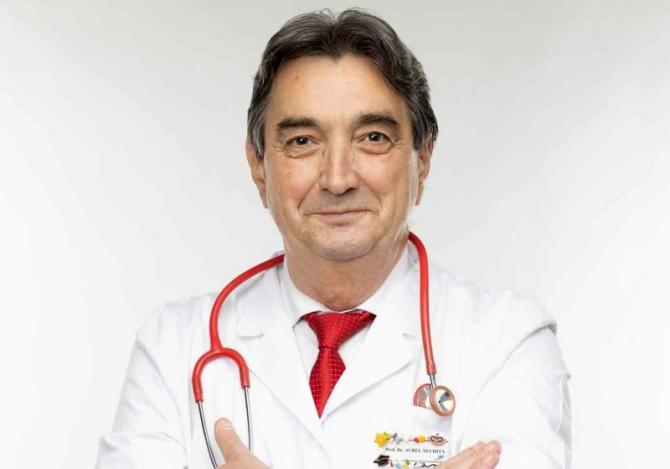 Dr Aurel Nechita. Foto: Facebook