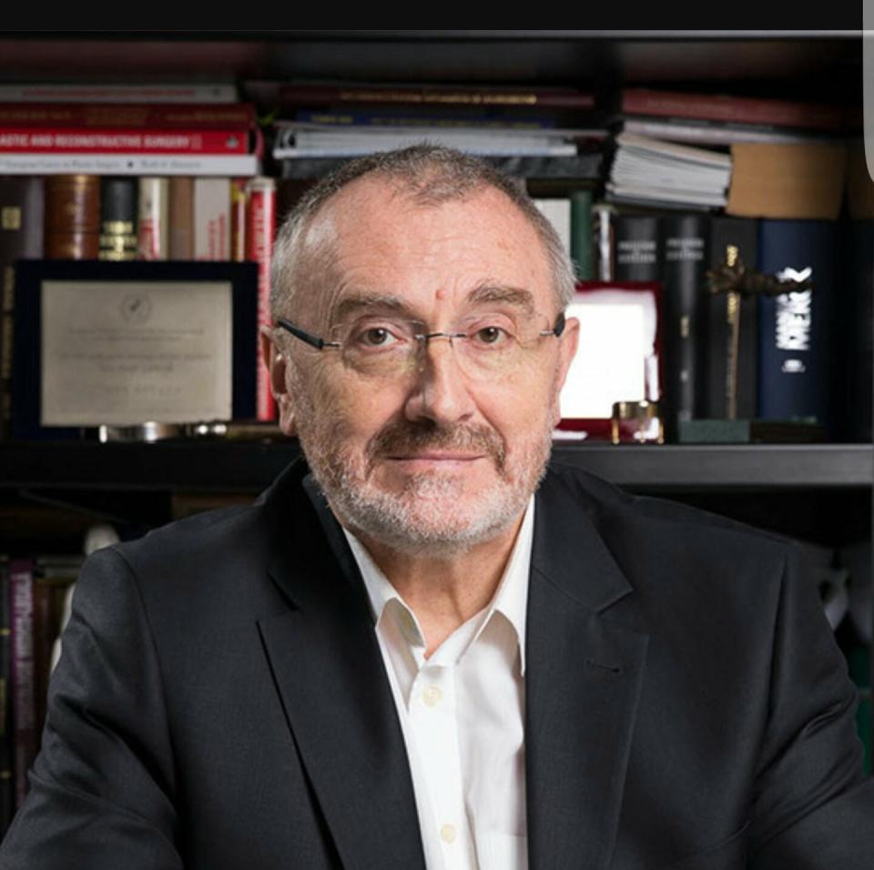 Profesorul și medicul Ioan Lascăr   Facebook Ioan Lascăr