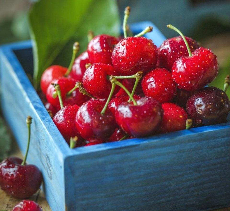 Cireșele au numeroase beneficii pentru sănătate. Foto: Pixabay