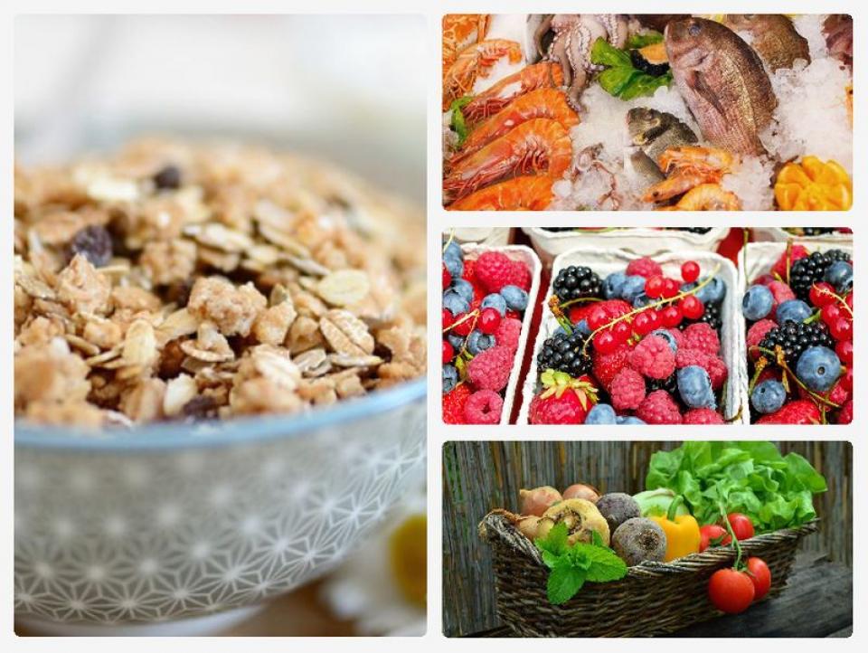 Alimente     Fotografii colaj: Pixabay