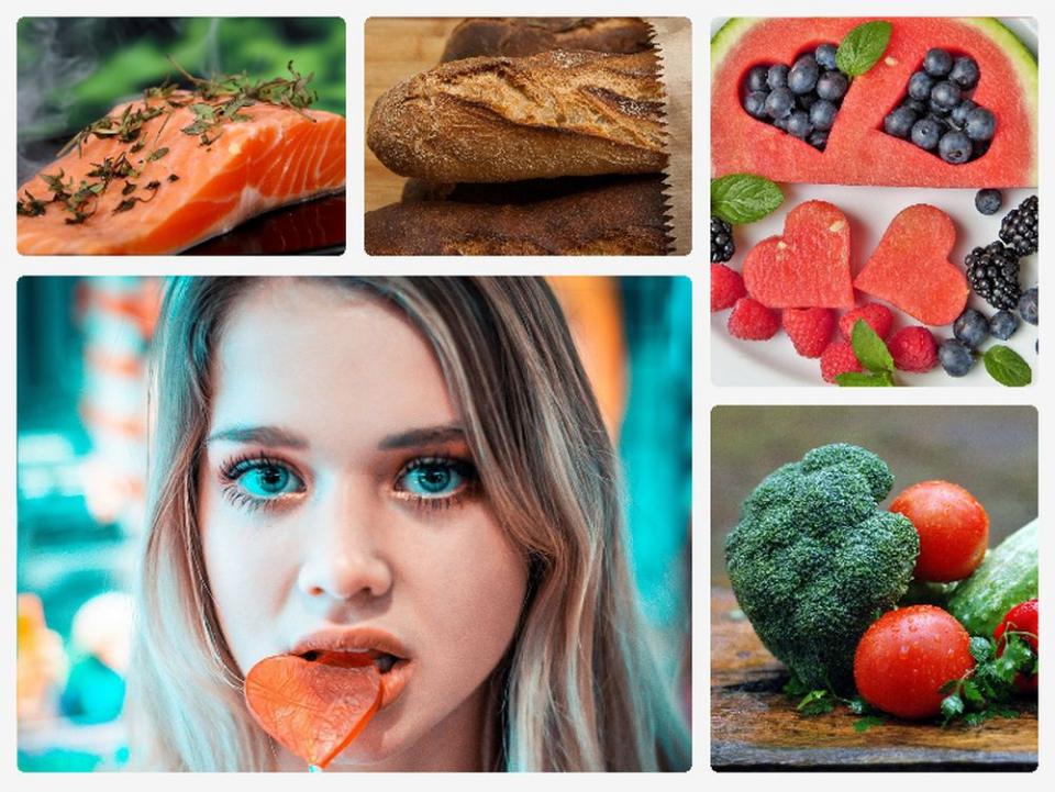 Dieta      Fotografii colaj: Pixabay