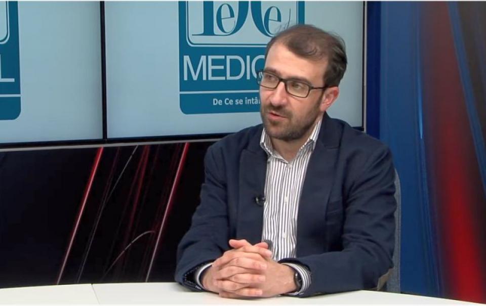 Dr Cristian Bulescu. Foto: DC Medical