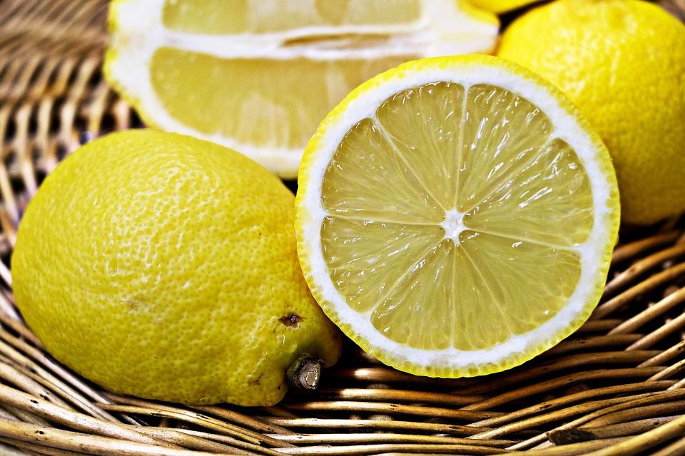 Lămâile au efecte benefice asupra sănătății