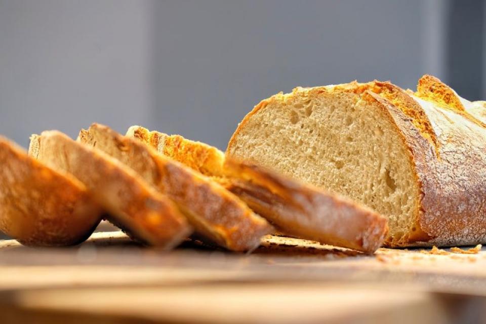 Pâinea se poate depozita o perioadă. Foto: Pixabay