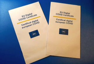 Certificat digital european COVID-10. Foto: DC Medical