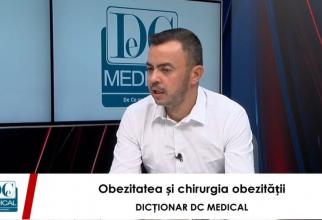 Dr George Sirețeanu. Foto: DC Medical