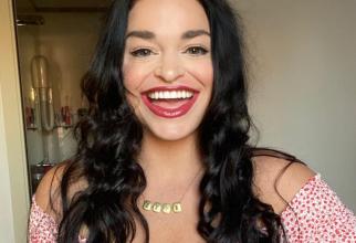 Samantha Ramsdell, femeia cu cea maai mare gură din lume. Foto: Facebook