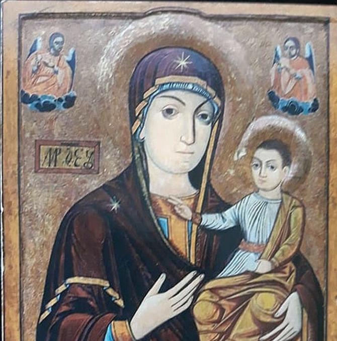 Maica Domnului, icoana făcătoare de minuni de la Nicula
