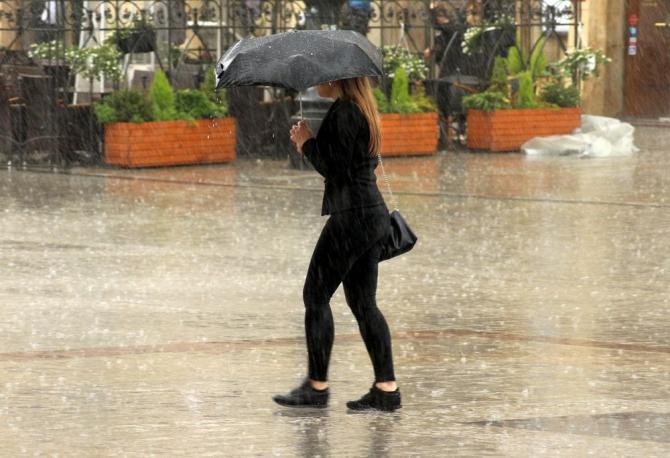 Ce să nu faci pe ploaie, furtună, vijelie. Foto: Pixabay