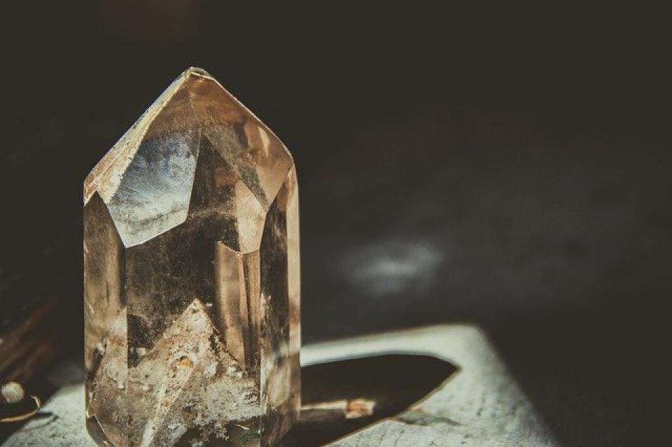 Cristalele au un rol benefic