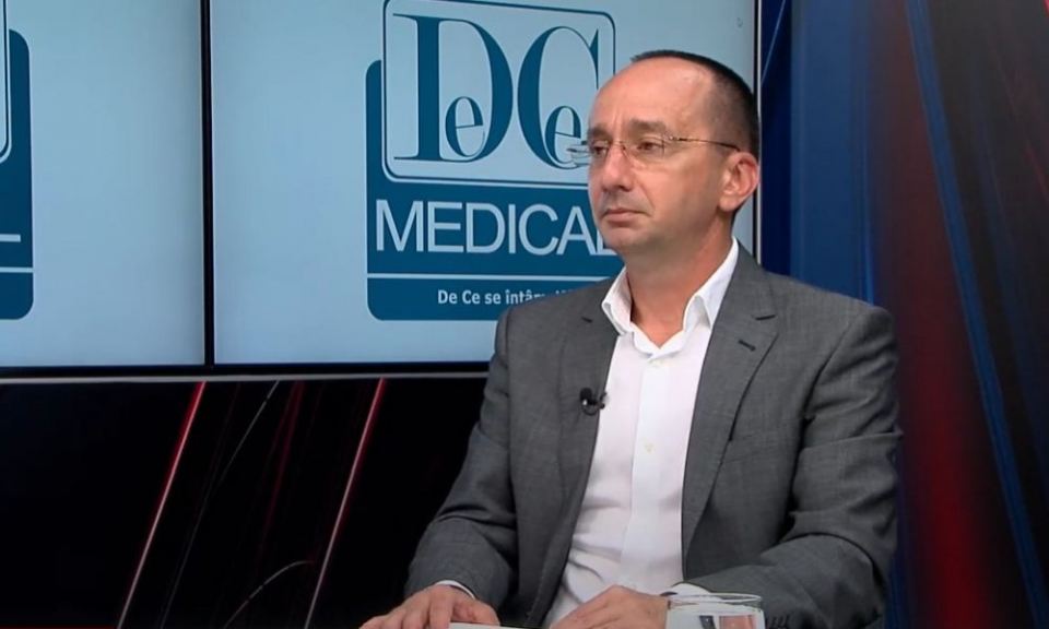 Dr Cristian Iatagan. Foto: DC Medical