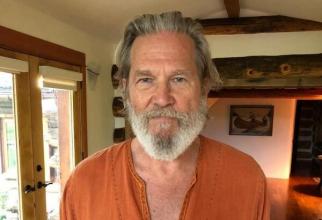 Descriere foto: Jeff Bridges/ foto Instagram