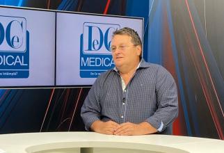Dr. Călin Popa. Foto: DC Medical