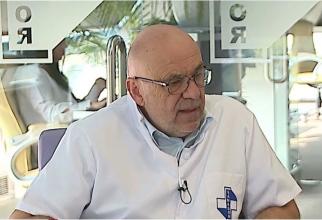 Dr Tudor Alin Țârlea, Medic primar Radioterapie și Doctor în Științe Medicale, de la Centrul Oncologic SANADOR. Foto: DC Medical