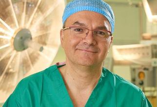 Prof.dr. Gabriel Onișccu. Foto: organdonationscotland.org