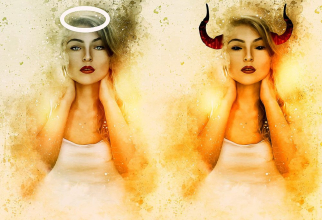 Zodii imprevizibile, care se transformă din înger în demon într-o secundă. Foto: Pixabay
