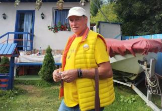 Ivan Patzaichin. Foto: Facebook / pagina personală