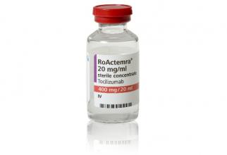 Tocilizumab. Foto: Roche