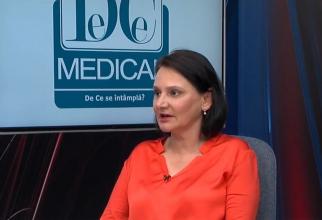 Dr Viviana Iordache. Foto: DC Medical