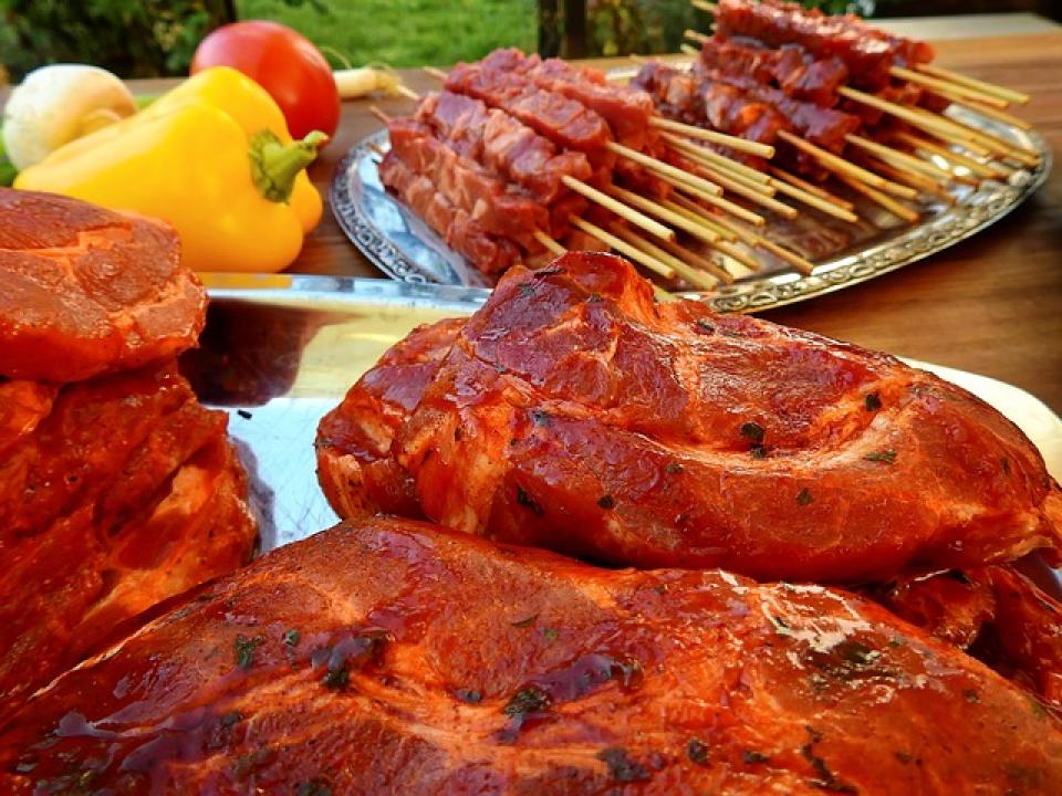 Carne marinată  FOTO: Pixabay