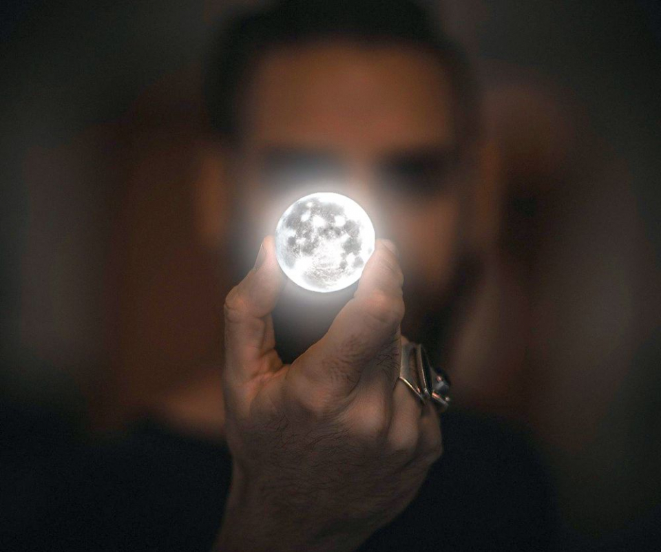 Luna plina     Foto: Pixabay