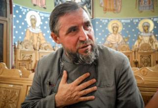 Preotul Achim Băcilă din Sibiu, mesaj de pe patul de spital. Foto: TurnulSfatului.ro