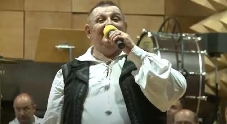 Petrică Moise    Foto: Petrică Moise, captură youtube/ Muzică populară din Ardeal și Maramureș